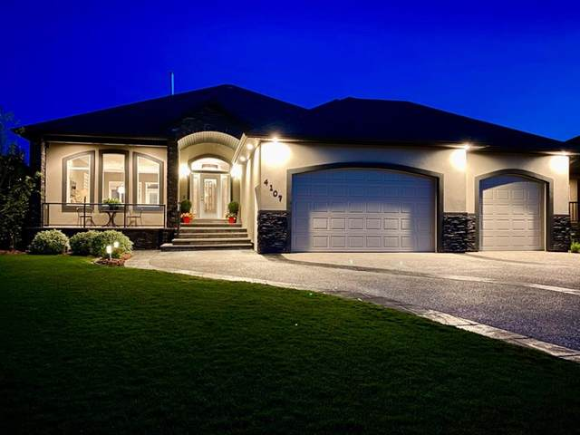 4107 Flats Road, Whitecourt, AB T7S 0B7 (#A1028397) :: Canmore & Banff