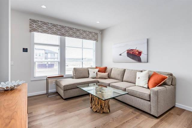 124 Wolf Hollow Park SE, Calgary, AB T2X 4M6 (#A1028407) :: Western Elite Real Estate Group