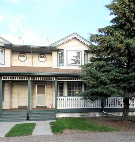 108 Garrow Avenue #58, Brooks, AB T1R 1J4 (#A1028457) :: Canmore & Banff
