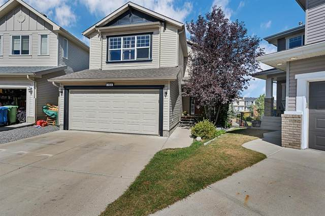 154 Sagewood Landing SW, Airdrie, AB T4B 3N5 (#A1028498) :: Canmore & Banff