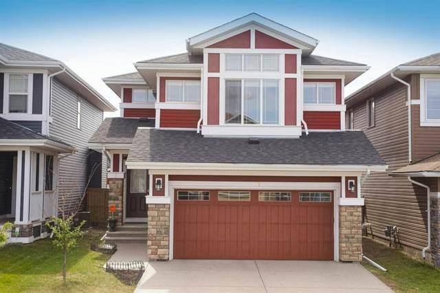 7 Redstone Park NE, Calgary, AB T3N 1B5 (#A1028538) :: Calgary Homefinders