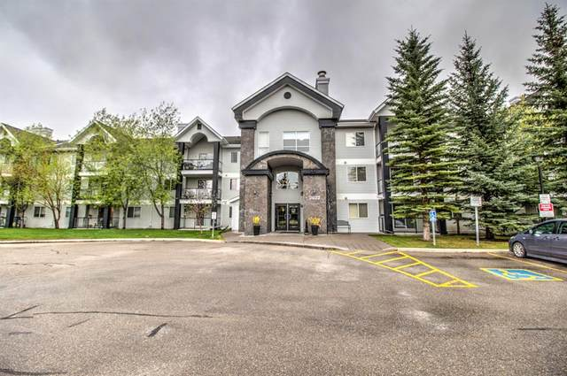 2022 Canyon Meadows Drive SE #209, Calgary, AB T2J 7H1 (#A1028544) :: Canmore & Banff