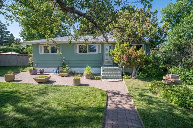 9 Thorncliffe Crescent NW, Calgary, AB T2K 3A9 (#A1028575) :: Team J Realtors