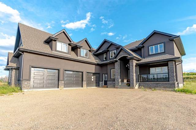 118 Weiss Drive, Saprae Creek, AB T9H 5B4 (#A1028616) :: Western Elite Real Estate Group
