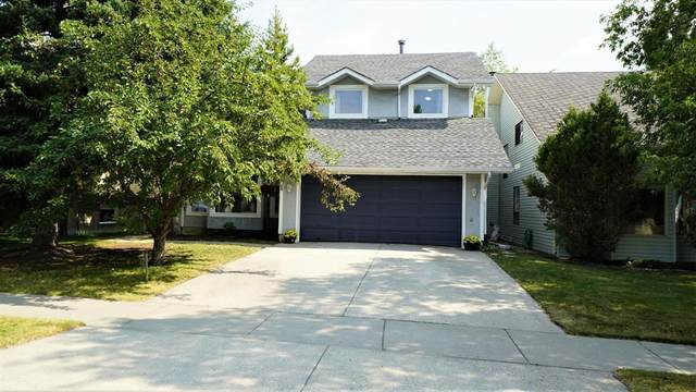 91 Scenic Acres Drive NW, Calgary, AB T3L 1A3 (#A1028626) :: Canmore & Banff