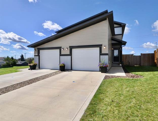 24 Greenhouse Place, Red Deer, AB T4P 0S5 (#A1028640) :: Team J Realtors