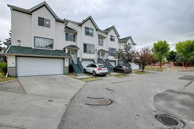 15 Rocky Ridge Gate NW #10, Calgary, AB T3G 4P6 (#A1028655) :: Redline Real Estate Group Inc