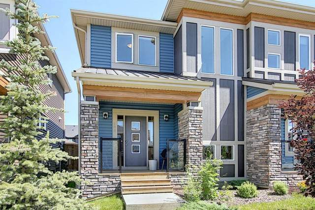 138 Midtown Boulevard SW, Airdrie, AB T4B 4E1 (#A1028683) :: Canmore & Banff