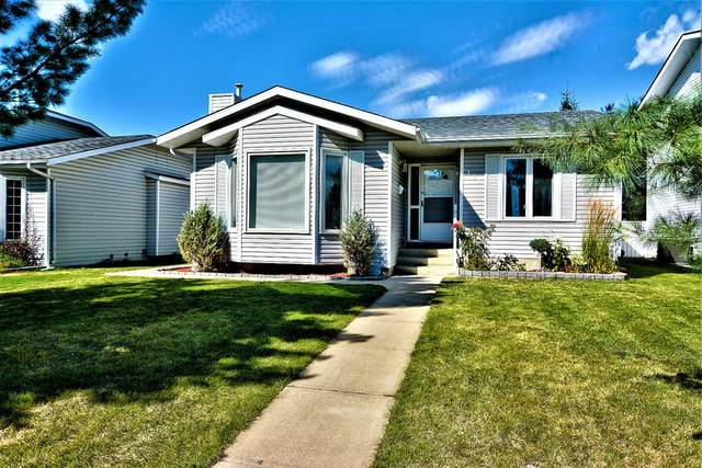 161 Dixon Crescent, Red Deer, AB T4R 2H4 (#A1028700) :: Canmore & Banff