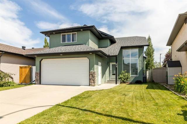 93 Downing Close, Red Deer, AB T4R 3K1 (#A1028773) :: Canmore & Banff