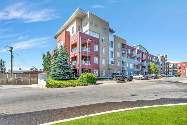 604 East Lake Boulevard NE #1315, Airdrie, AB T4A 0G5 (#A1028816) :: Canmore & Banff