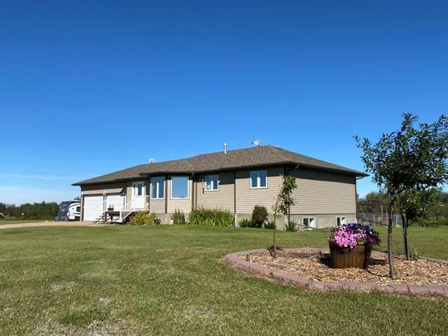 44 Sandy Run, Rural Vermilion River, County of, AB T9X 2B4 (#A1028837) :: Canmore & Banff