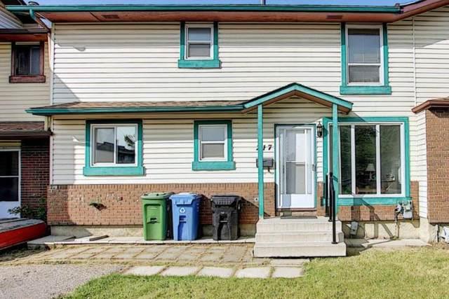 217 Pineset Place NE, Calgary, AB  (#A1028870) :: The Cliff Stevenson Group