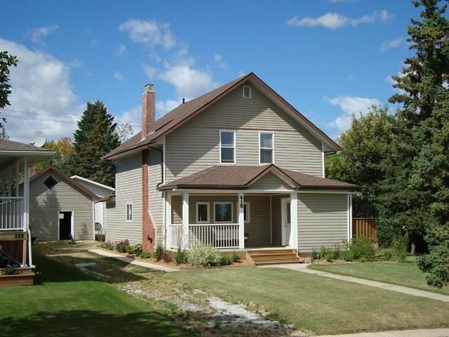 415 Poplar Avenue, Trochu, AB T0M 2C0 (#A1028886) :: Calgary Homefinders