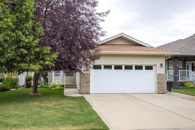 6909 Cobb Street, Lacombe, AB T4L 2M1 (#A1028912) :: Canmore & Banff