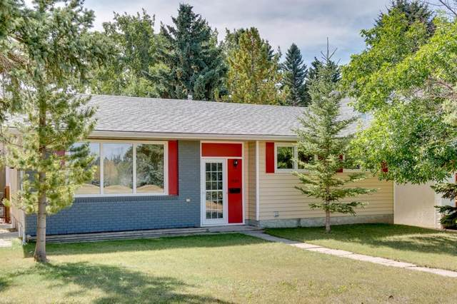 4835 46 Avenue SW, Calgary, AB T3E 1J3 (#A1028931) :: Redline Real Estate Group Inc