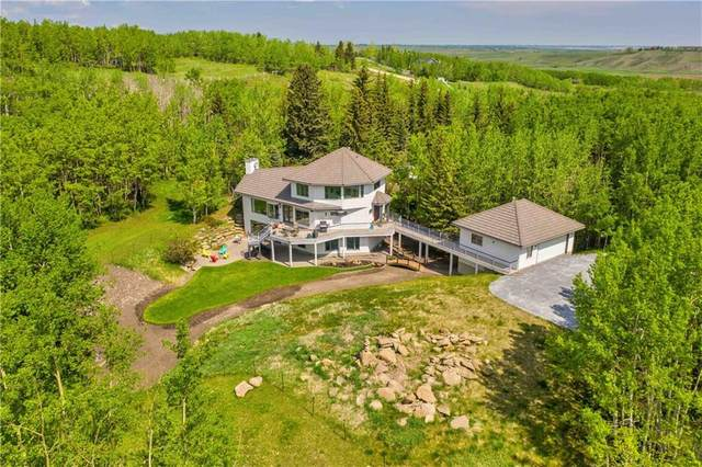 39 Equestrian Drive, Rural Rocky View County, AB T3R 1C9 (#A1028989) :: Canmore & Banff