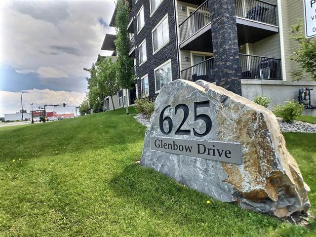 625 Glenbow Drive #1204, Cochrane, AB T4C 0S7 (#A1029117) :: Western Elite Real Estate Group