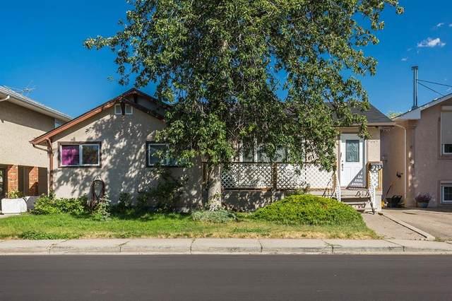 923 8 Street N, Lethbridge, AB T1H 1Z3 (#A1029129) :: Canmore & Banff