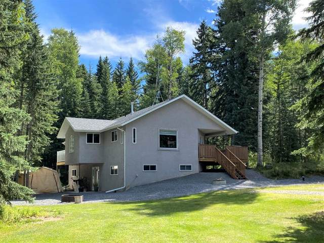 45 Everdell Drive, Rural Clearwater County, AB T4T 2A2 (#A1029168) :: Canmore & Banff