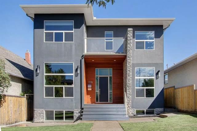 228 7A Street NE, Calgary, AB T2E 4E8 (#A1029183) :: Western Elite Real Estate Group