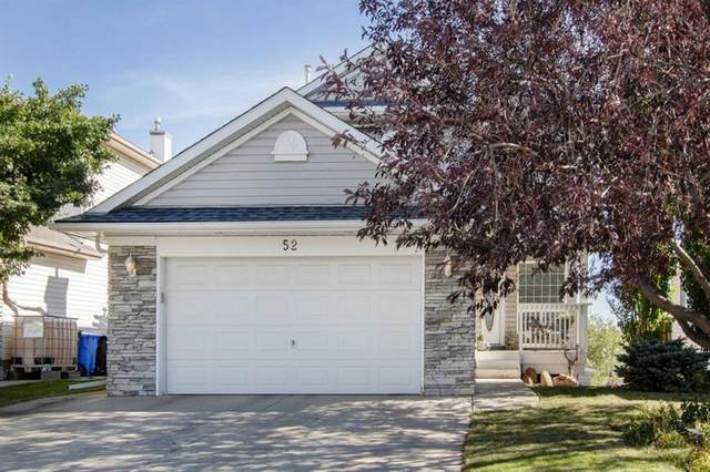52 Hidden Ridge View NW, Calgary, AB T3A 5V8 (#A1029185) :: Redline Real Estate Group Inc