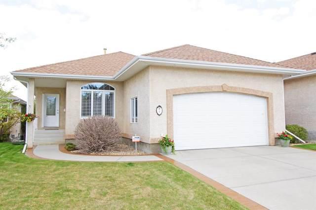 5202 Farrell Avenue #7, Red Deer, AB T4N 7B5 (#A1029186) :: Calgary Homefinders