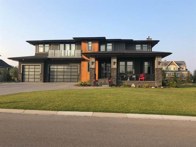 107 Leighton Lane, Rural Rocky View County, AB T3Z 0A2 (#A1029238) :: Calgary Homefinders