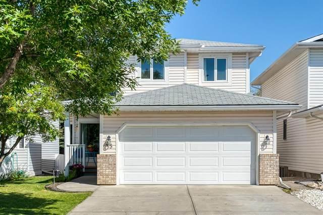 45 Riverwood Crescent SE, Calgary, AB T2C 4B2 (#A1029251) :: Redline Real Estate Group Inc