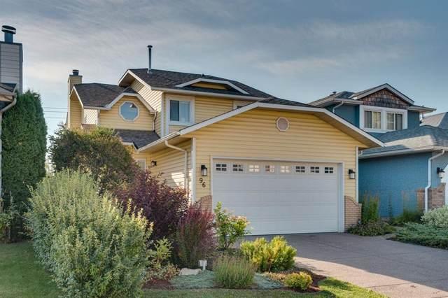 96 Riverside Way SE, Calgary, AB T2C 3V8 (#A1029288) :: Redline Real Estate Group Inc