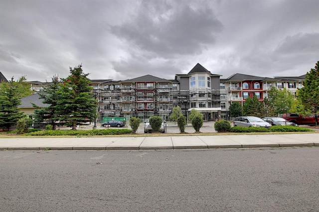 1 Crystal Green Lane #108, Okotoks, AB T1S 0C5 (#A1029300) :: Canmore & Banff