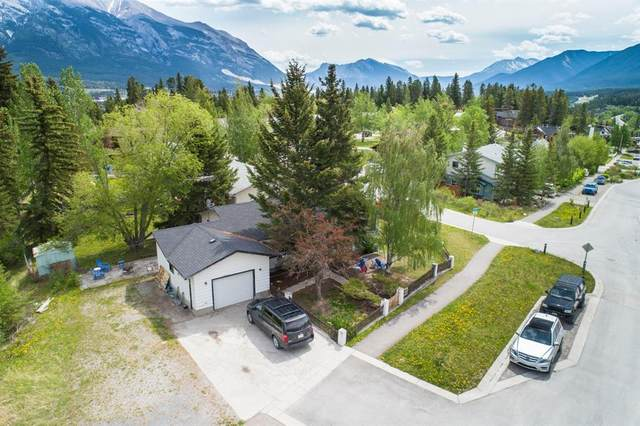 1 Macdonald Place, Canmore, AB T1W 2N1 (#A1029347) :: Redline Real Estate Group Inc