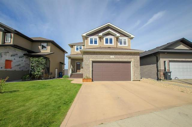 38 Turner Crescent, Red Deer, AB T4P 0L1 (#A1029390) :: Team J Realtors