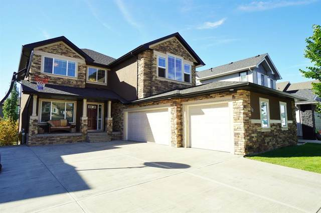 10 Ranchers Place, Okotoks, AB T1S 0G5 (#A1029391) :: Canmore & Banff