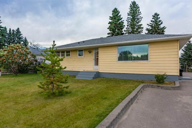 105 Thompson Place, Hinton, AB T7V 1C3 (#A1029432) :: Canmore & Banff