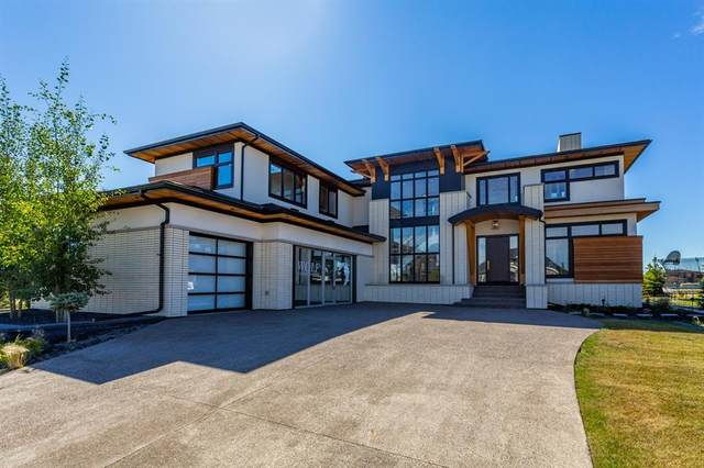 41 Waters Edge Gardens, Rural Rocky View County, AB T3L 0C9 (#A1029571) :: Redline Real Estate Group Inc