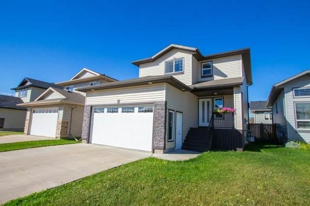 10222 85B Street, Grande Prairie, AB T8X 0B5 (#A1029613) :: Canmore & Banff