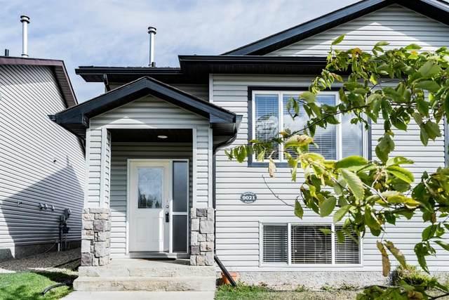 9021 Lakeland Drive, Grande Prairie, AB T8X 0A9 (#A1029615) :: Canmore & Banff