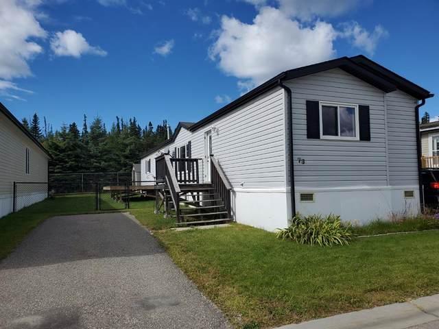 851 63 Street #73, Edson, AB T7E 0A2 (#A1029633) :: Canmore & Banff