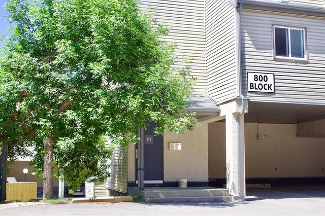 1540 29 Street NW #812, Calgary, AB T2N 4M1 (#A1029661) :: Canmore & Banff