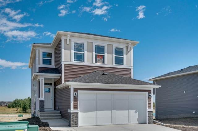 19 Rivercrest Common, Cochrane, AB T4C 2V2 (#A1029712) :: Team J Realtors