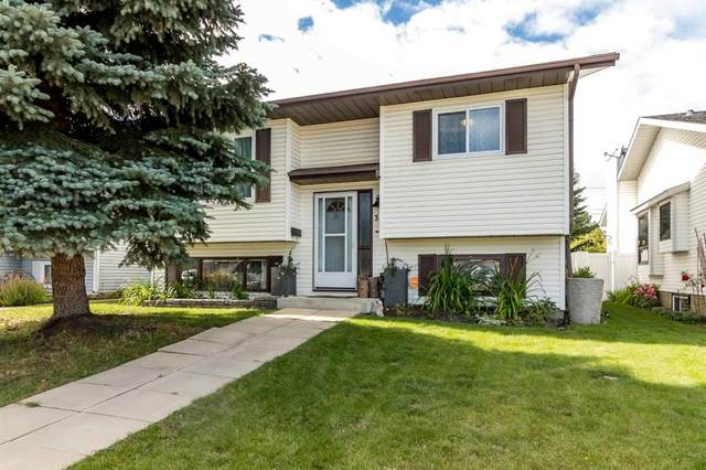 30 Ebert Avenue, Red Deer, AB T4R 2H8 (#A1029725) :: The Cliff Stevenson Group