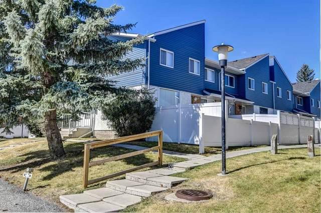 4769 Hubalta Road SE #20, Calgary, AB T2B 2N9 (#A1029729) :: Canmore & Banff