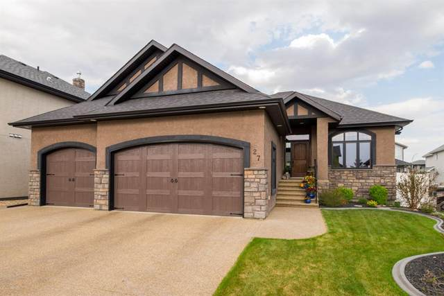 27 Sawyer Close, Red Deer, AB T4R 0M5 (#A1029773) :: Canmore & Banff
