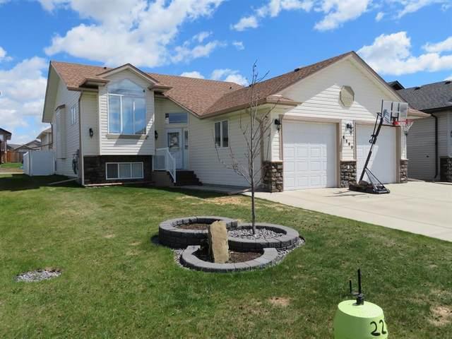 4808 54 Boulevard Close, Innisfail, AB T4G 0A2 (#A1029872) :: Canmore & Banff
