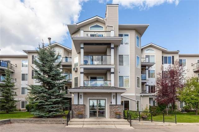 345 Rocky Vista Park NW #318, Calgary, AB T3G 5K6 (#A1029960) :: Redline Real Estate Group Inc