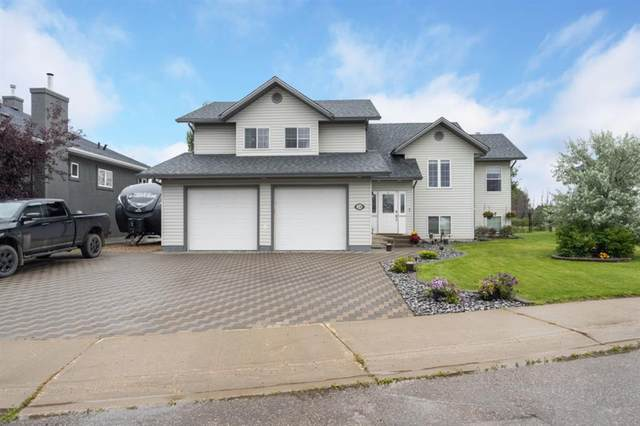 220 Woodward Lane, Fort Mcmurray, AB T9H 5K9 (#A1030011) :: Canmore & Banff