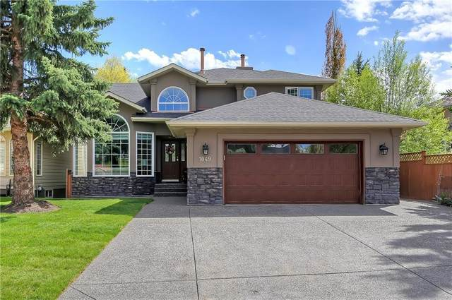 1049 Shawnee Drive SW, Calgary, AB T2Y 2T9 (#A1030031) :: The Cliff Stevenson Group