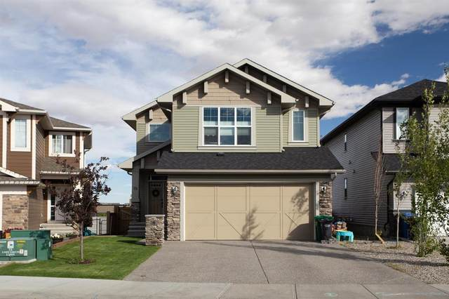19 Cimarron Springs Green, Okotoks, AB T1S 0M3 (#A1030045) :: Canmore & Banff