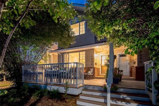 2036 2 Avenue NW, Calgary, AB T2N 0G5 (#A1030097) :: Redline Real Estate Group Inc